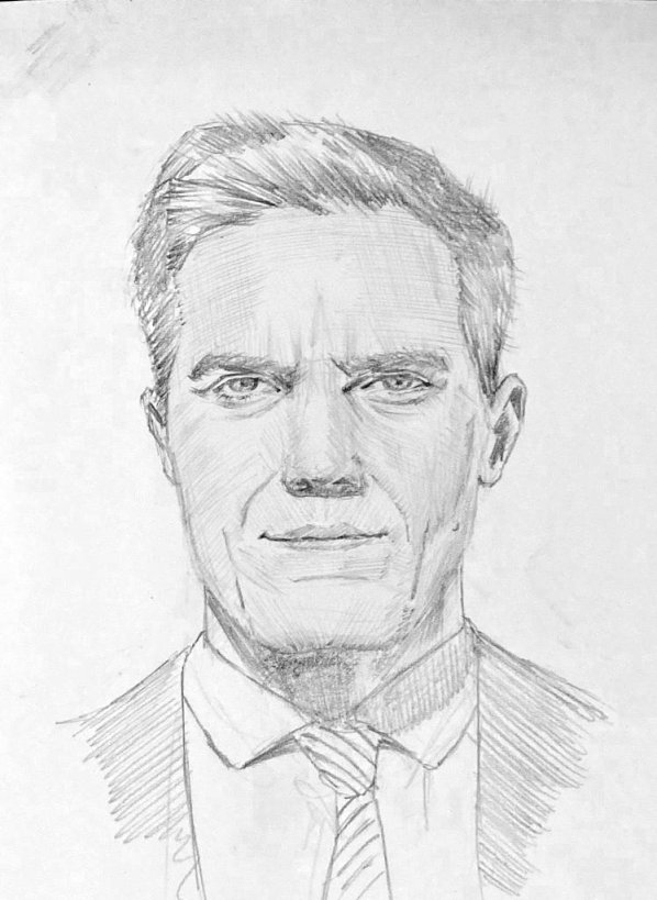 Michael Shannon by brocklesnarsneck